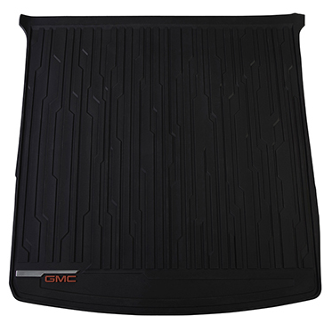 Cargo Area Mat, All-Weather (Not for Use W/3rd Row Seats) - GM (84184221)