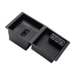 Front Floor Console Organizer (MUST PROVIDE VIN TO VERIFY FITMENT) - GM (84106530)