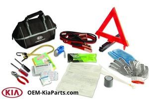 Roadside Assistance Kit - Kia (00082-ADU20)