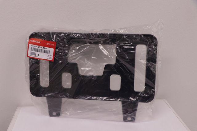 71180-SZA-A00 Genuine Honda License Plate Base