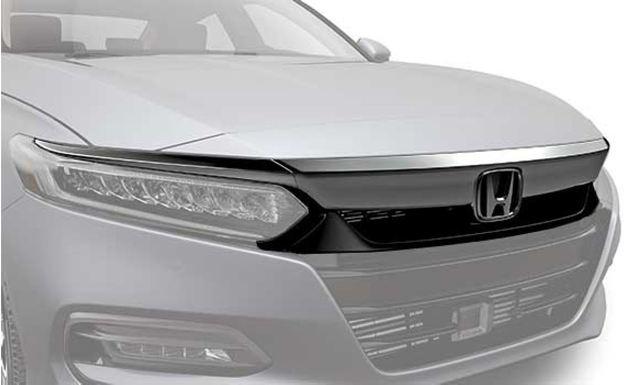 Sport Grille, Black - Honda (08F21-TVA-100)