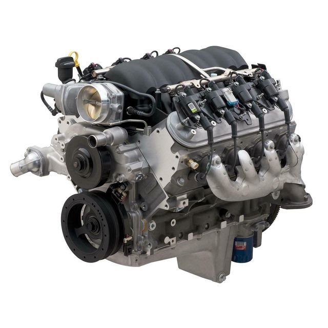 Chevrolet Performance 19419862 - Chevrolet Performance LS3 430 HP Long Block Crate Engines - GM (19419862)