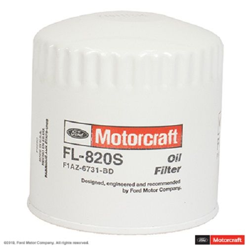 Oil Filter - Ford (F1AZ-6731-BD)