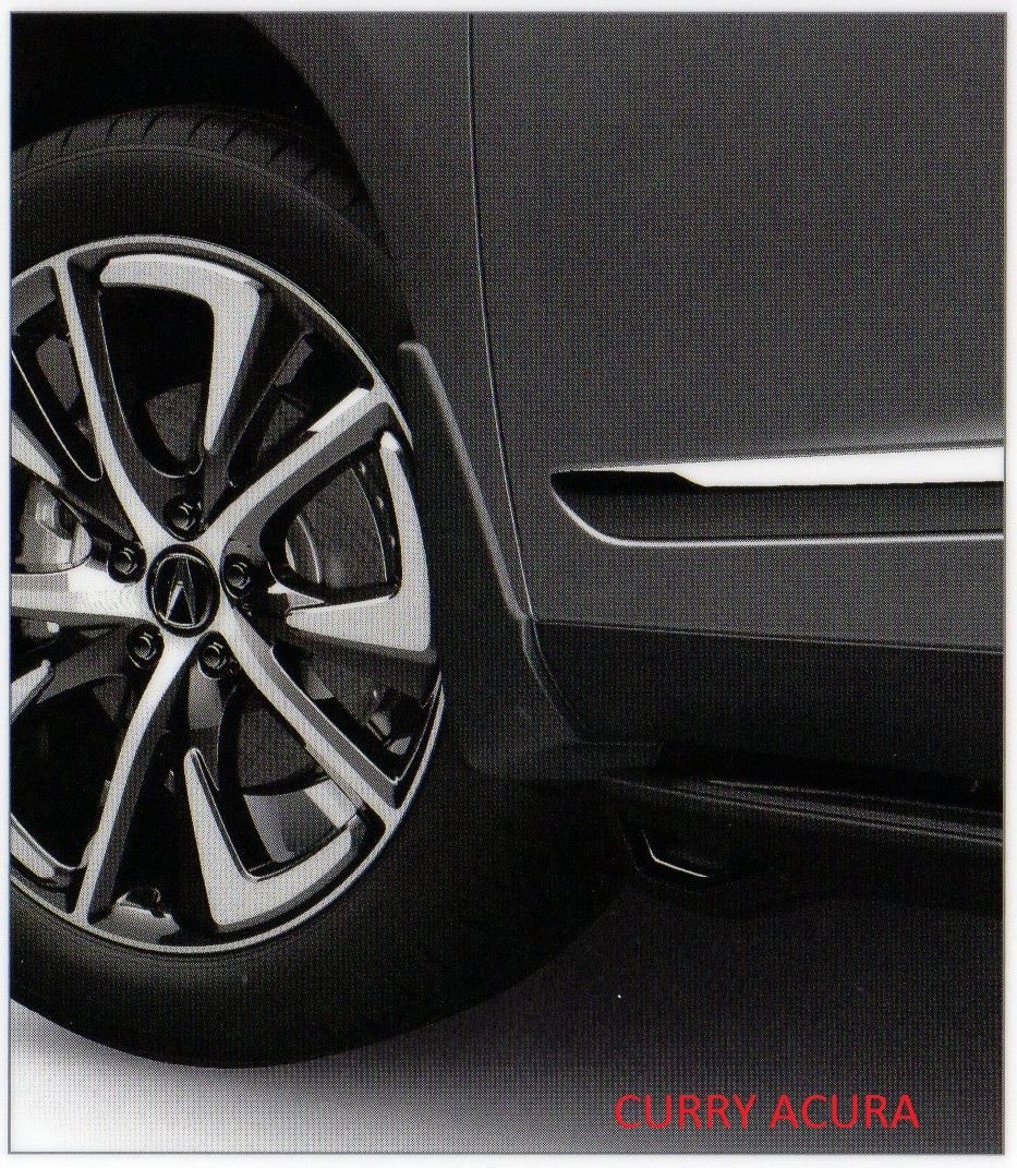 2019 - 2020 Acura RDX Splash Guard Set