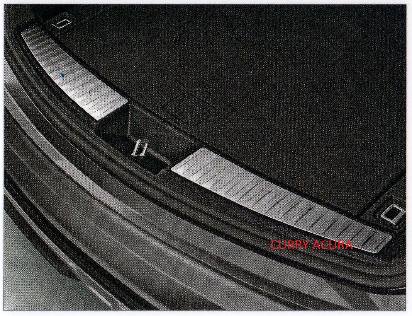 2019 Acura RDX Rear Panel Protector - Acura (08F07-TJB-210)