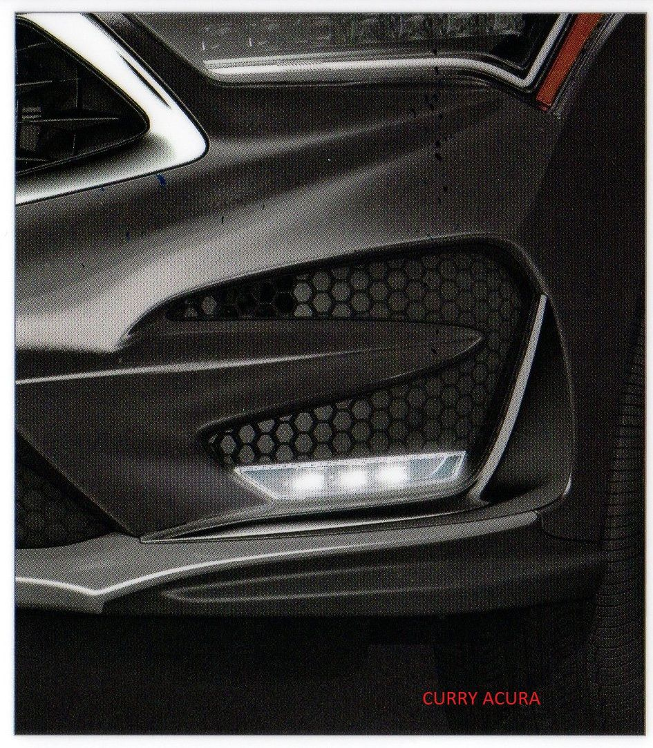 2019 Acura RDX Fog Light Kit