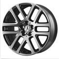 """Genuine Acura ZDX 20"""" 10-Spoke Chrome Wheel fits MDX 07-13 - Acura (08W20-SZN-200)"""