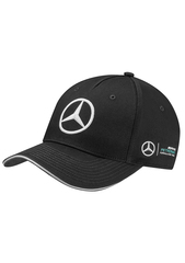 Men's Hamilton 2017 cap - Mercedes-Benz (AMBC500BK)