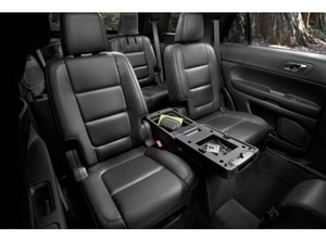 2011-2015 Ford Explorer 2nd Row Center Console