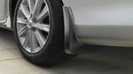 2012-2014 Camry LE and XLE Mudguards (Excludes SE) - Toyota (PU060-33012-P1)