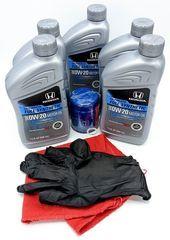 5QT Honda Oil Change Kit (0W-20) - Ultimate Full Synthetic - Honda (5CT-OCK)