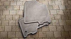 2013-2020 Sienna Carpet Floor Mats - Bisque (LE / XLE Models; Fixed Console; w/o Mobility; 8 Passengers; 6 Piece Set) - Toyota (PT206-08179-41)