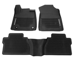2014-2021 Tundra All-Weather Floor Liners - CrewMax Cab - Tub Style Front and Rear (3 Piece Set) - Toyota (PT908-34162-02)
