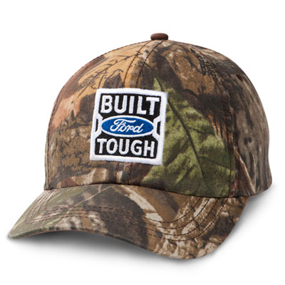 Built Ford Tough Camouflage Cap - Ford (156011)