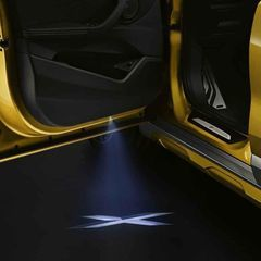 Bmw Led Door Projectors 68MM 633020 - BMW (63-31-2-468-386)