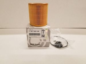Oil Filter - BMW (11-42-7-953-125)