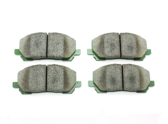 Genuine Toyota Brake Pads 04465-48030