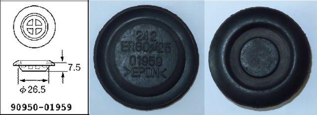 Fuel Pump Herko 457GE For Ford E150 E250 E350 E450 Super Duty 2009-2010