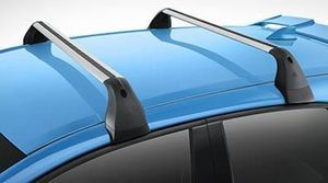 Genuine Toyota 2019 & Newer Corolla Hatchback Roof Rack Cross Bars - Toyota (PW301-02009)