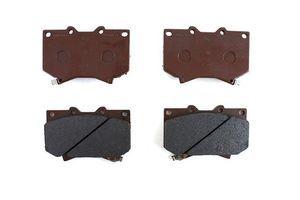 Disc Brake Pad Set - Toyota (04465-0C012)