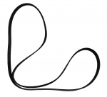 Belt P.S Pump - Acura (56992-RV0-A05)