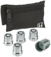 Wheel Locks - Honda (08W42-SHJ-100)