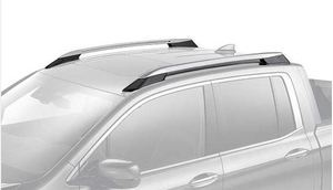 Roof Rails - Silver (For Crossbars) - Honda (08L02-T6Z-101A)