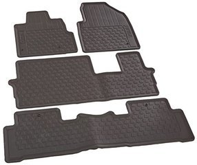 Floor Mat, All Season *NH167L* (Graphite Black) - Honda (08P13-SZA-110)