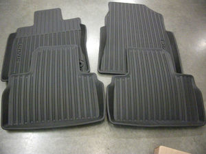 16'-19' CIVIC COUPE All-Season Floor Mats (HIGH WALL) - Honda (08P17-TBG-300A)