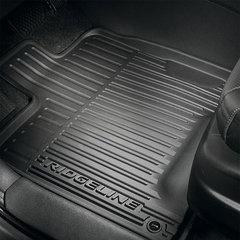 17'-19' HONDA RIDGELINE All-Season Floor Mats (High Wall) - Honda (08P17-T6Z-100)