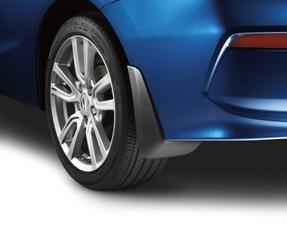 Splash Guards - Coupe - Honda (08P00-TS8-100)