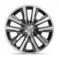 """Wheel, Alloy (Diamond Cut 19"""")"""