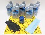 Honda Genuine 5W-20 Full Synthetic Oil Change Kit w/A02 Filter & Drain Washer - Honda (5W20FS)