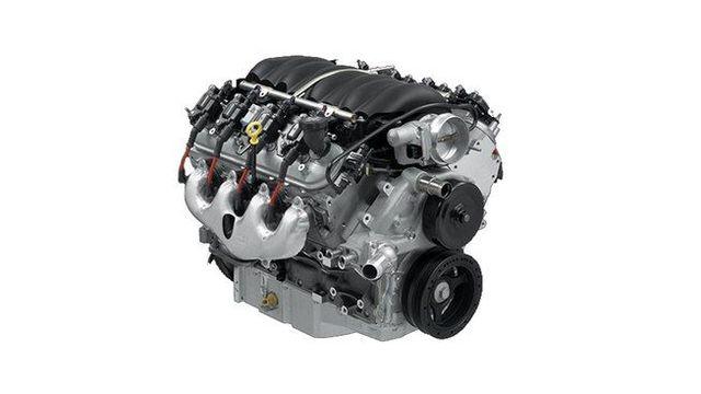 LS3 6.2L Crate Engine - GM (19369326)