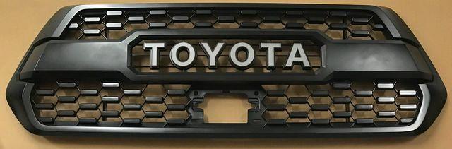 TRD Pro Grille Tacoma - Toyota (PT228-35180)