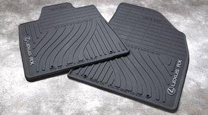Floor Mats, All Weather - Lexus (PT908-48102-02)