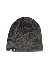 Ingolstadt, Germany Design Map Beanie | Gray | One Size - Audi (ACM4400)