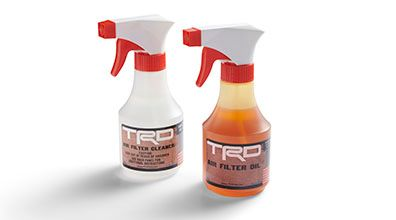 Trd Air Filter Cleaning Kit - Toyota (PTR43-00088)