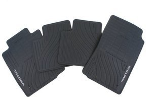 4PC All Weather Mats Black Tacoma Access cab - Toyota (PT908-35001-02)