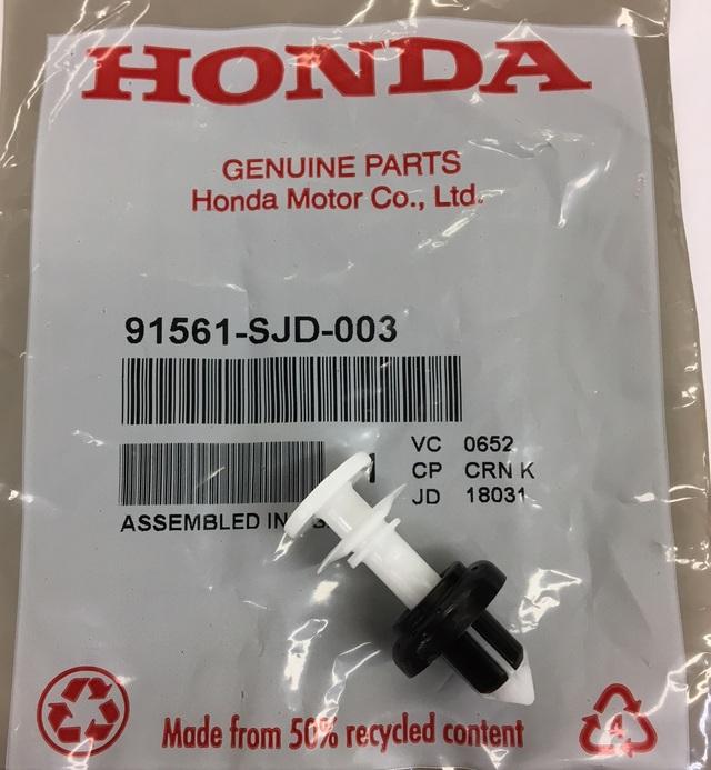 Pillar Honda Clip 91561-sjd-003