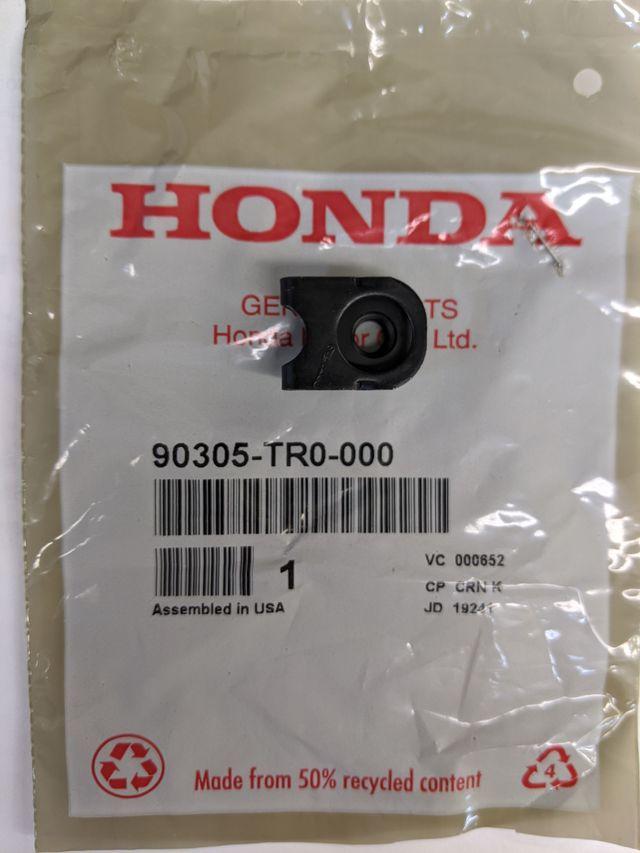 Genuine Honda Under Cover Nut 90305-TR0-000