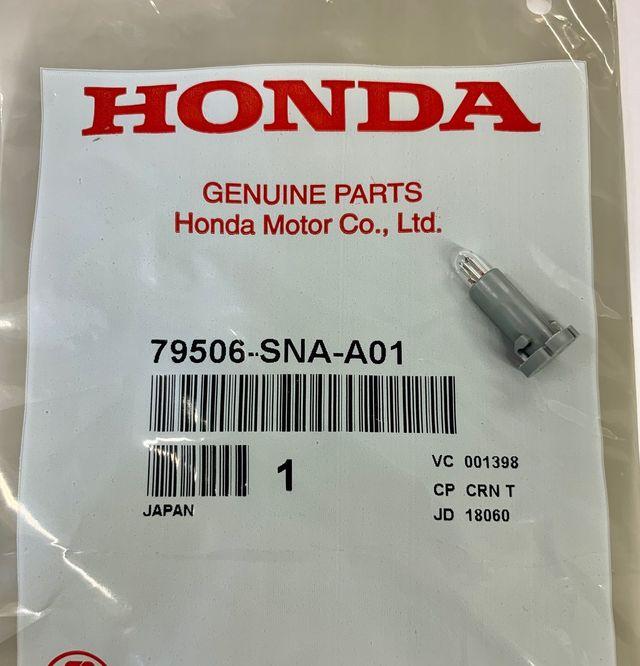 New Genuine Honda Bulb B Neo-Wedge 79506SNAA01 OEM T4.2