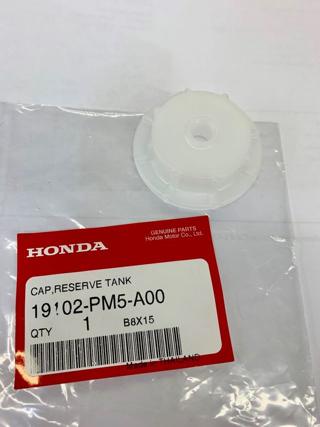 For Honda CR-V Insight Honda CR-V Expansion Tank Cap 19102PM5A00 Best Quality