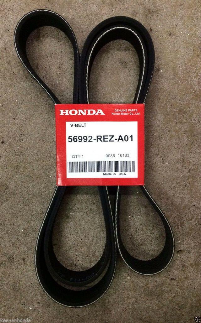 Genuine Honda Power Steering    Serpentine Belt 56992