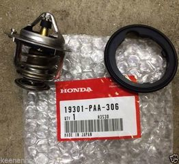 Thermostat Assembly (Nippon Thermostat) - Honda (19301-PAA-306)