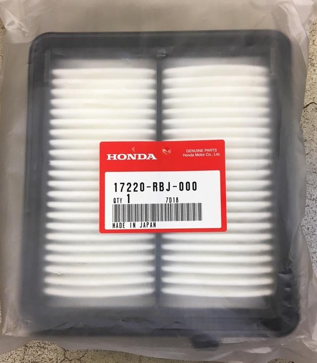 Genuine Honda 17220-RTW-000 Air Cleaner Element Assembly