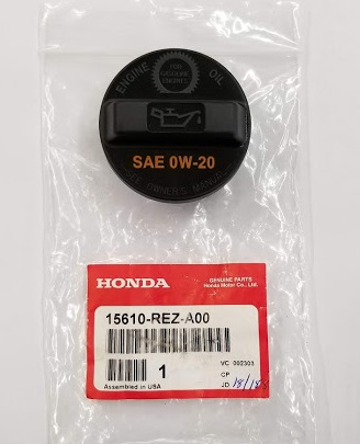 2301 honda h engine diagram genuine honda 0w 20 oil filler cap assembly 15610 rez a00 ebay  oil filler cap assembly 15610 rez a00
