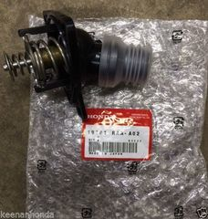 Thermostat Assembly (Nippon Thermostat) - Honda (19301-RAA-A02)