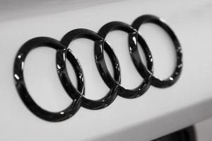 2017-2020 Audi R8 COUPE Black Rings Kit - Audi (ZAW-098-010-M-DSP)