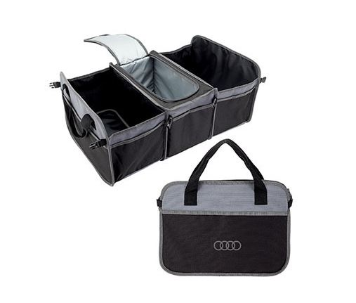 Trunk Organizer with Cooler - Audi (ACM-D10-1)